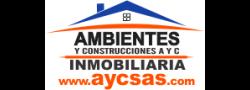 inmobiliaria ambientes y construcciones ayc