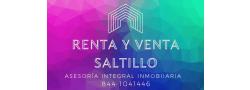 RENTA Y VENTA SALTILLO