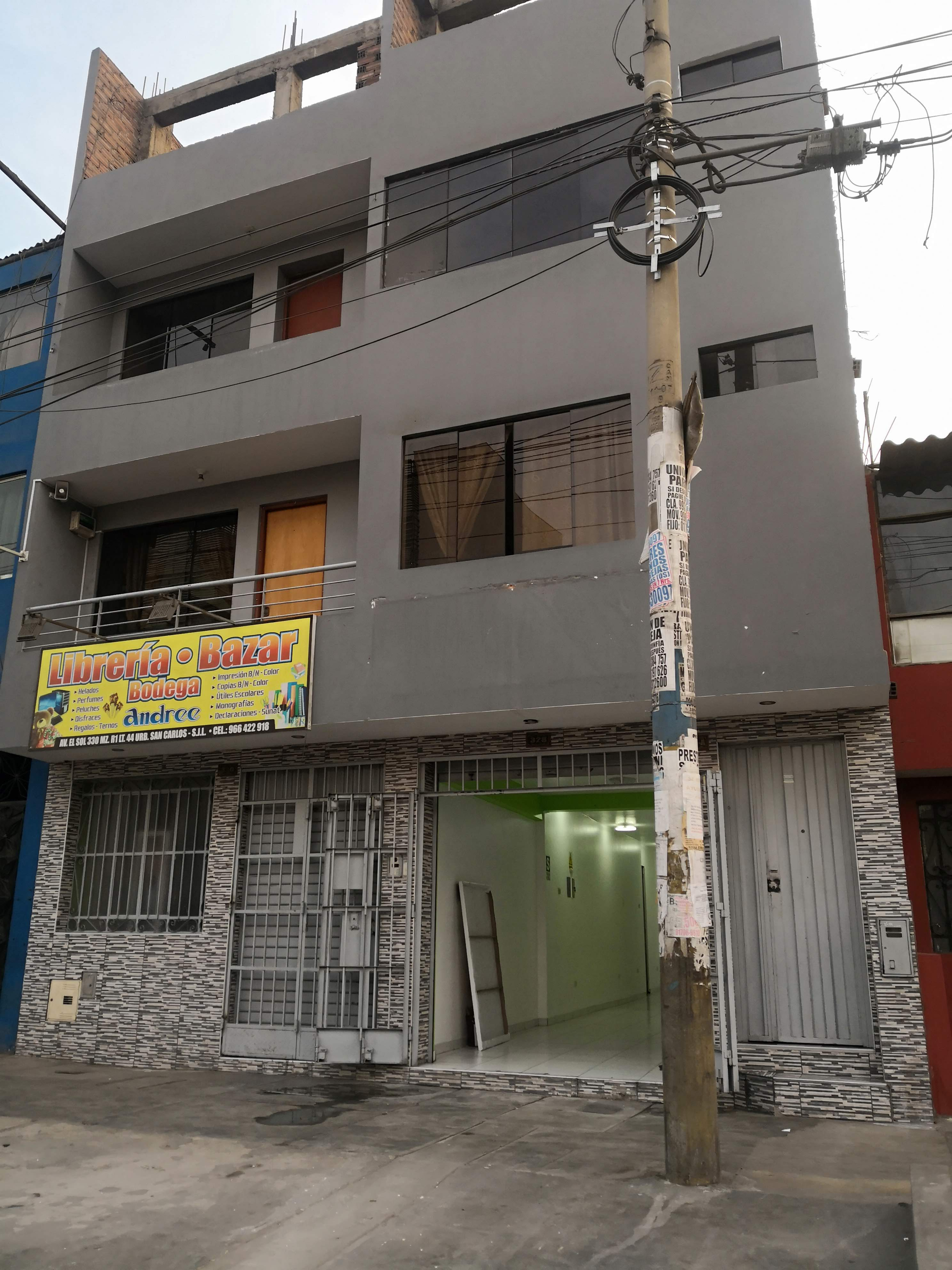 Oficina en Alquiler en San Juan De Lurigancho   Goplaceit