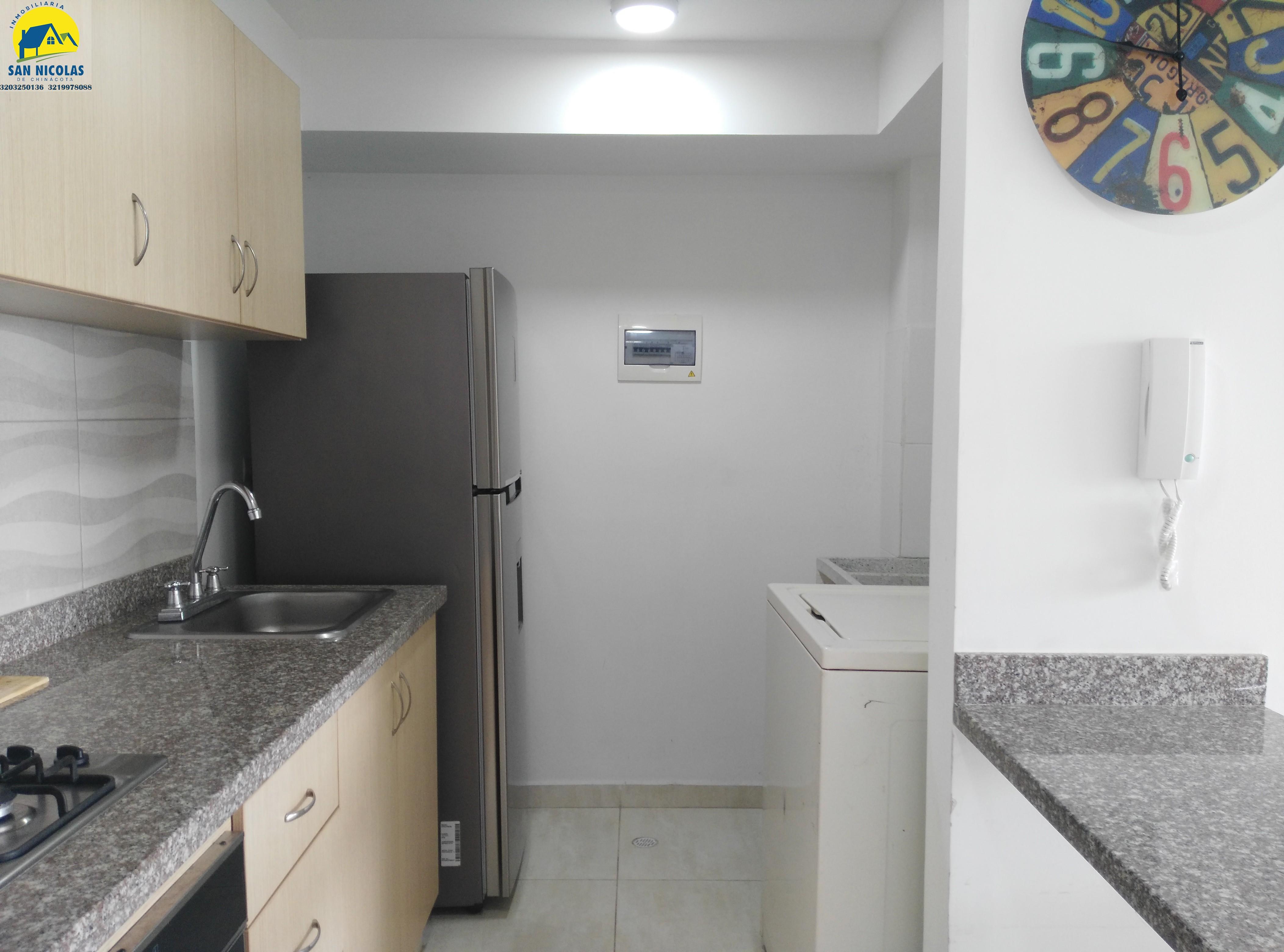 Apartamento en Los patios 137566, foto 10