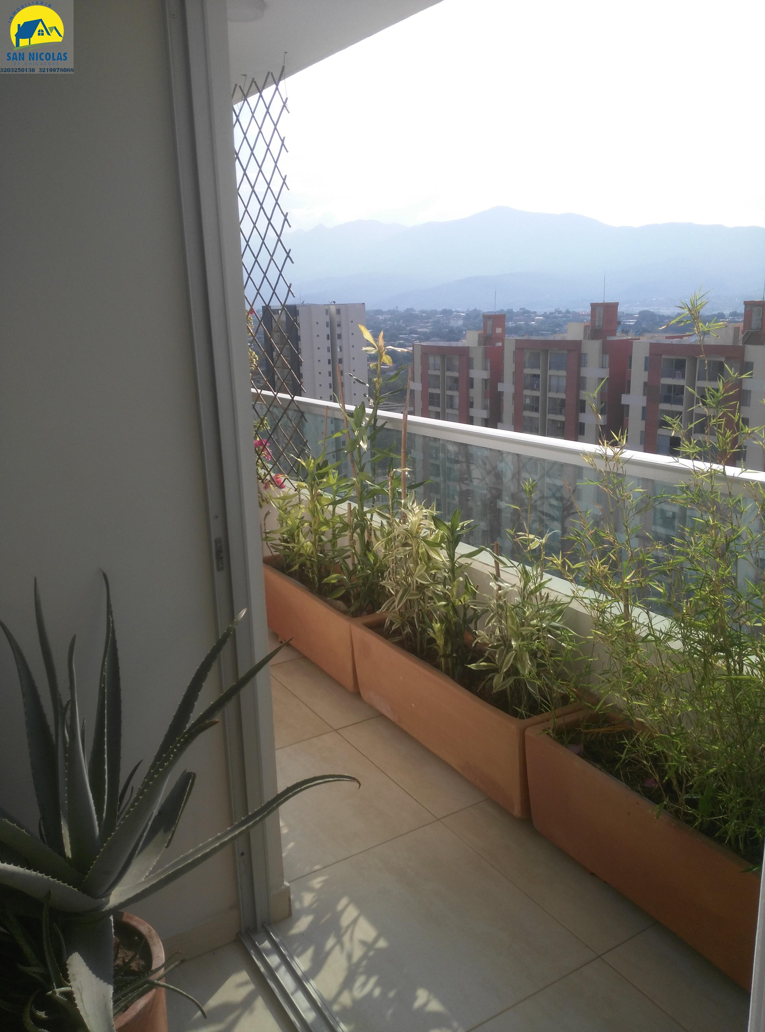 Apartamento en Los patios 137566, foto 13