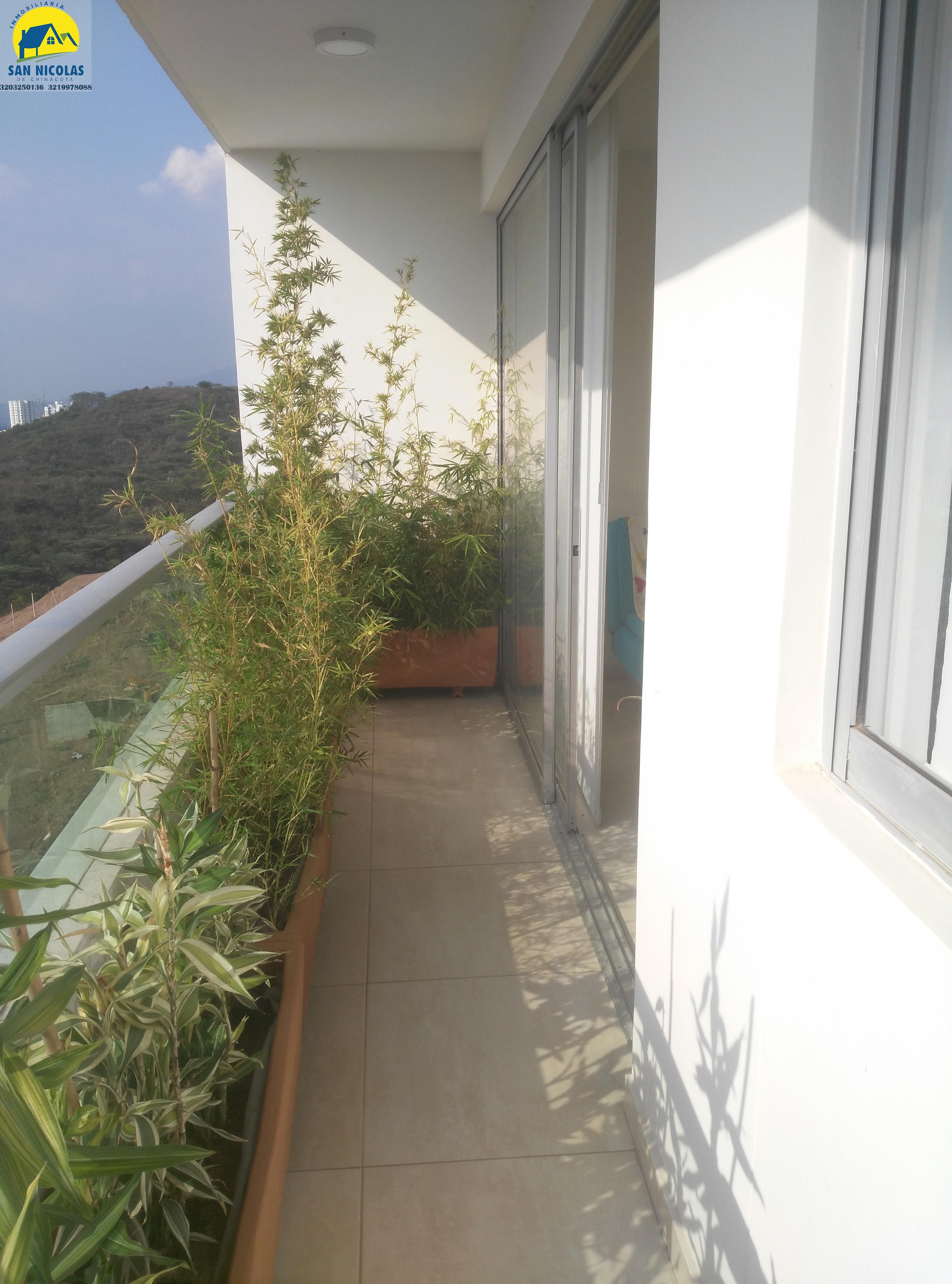 Apartamento en Los patios 137566, foto 17