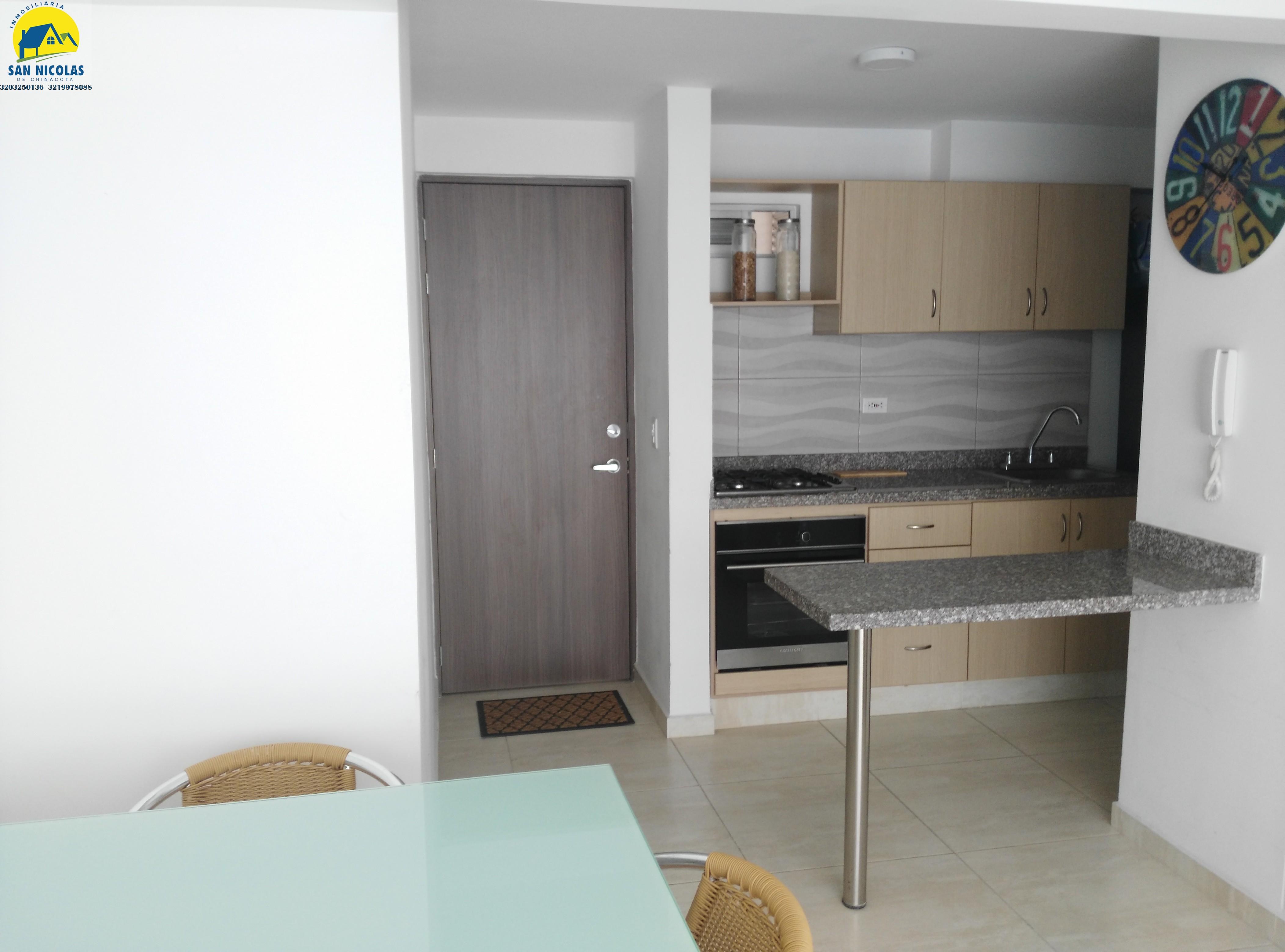 Apartamento en Los patios 137566, foto 5
