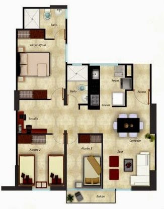 Apartamento en Bucaramanga 137598, foto 6