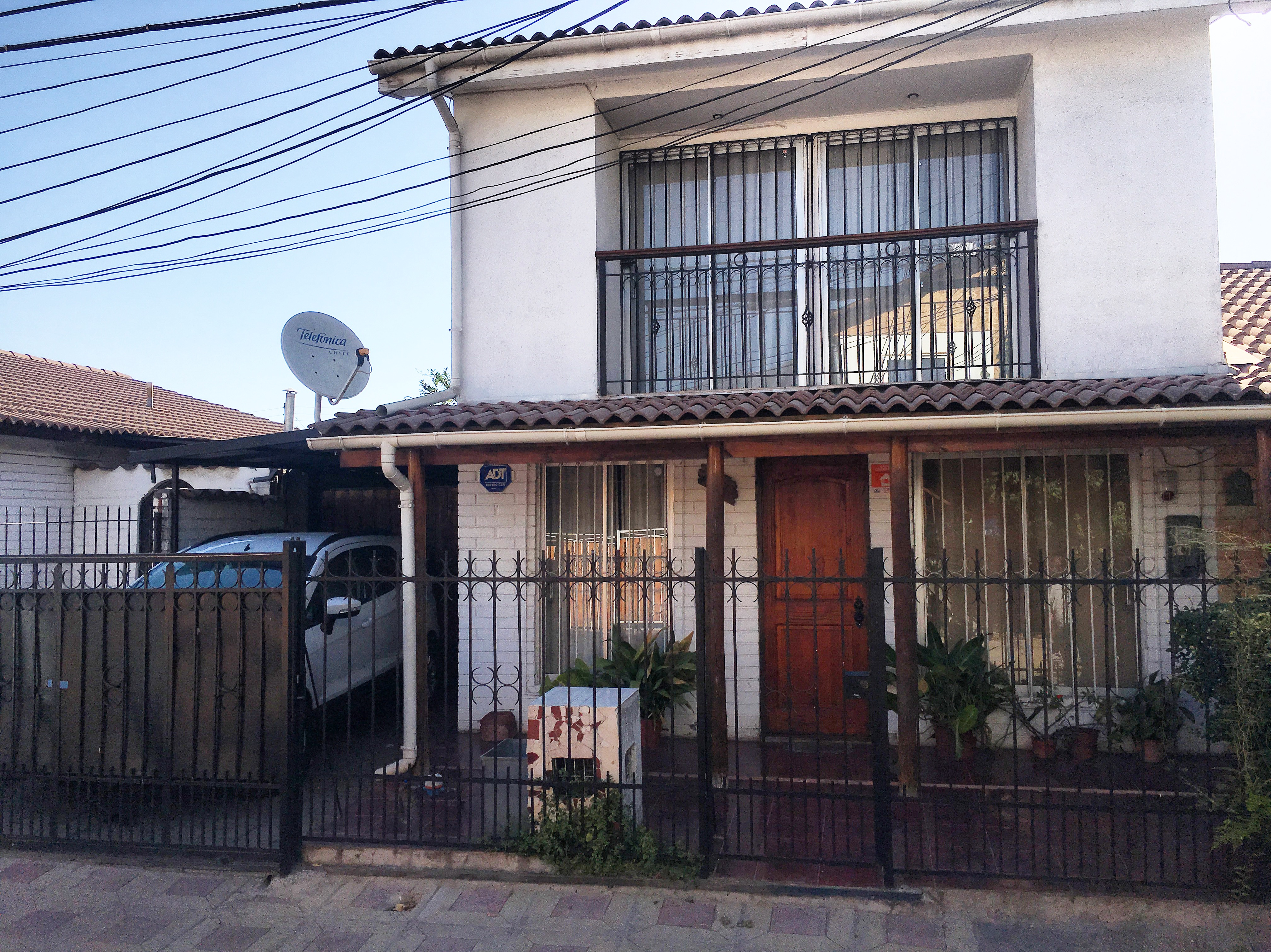 Casa en arriendo en la florida santiago goplaceit for Arriendo de casas