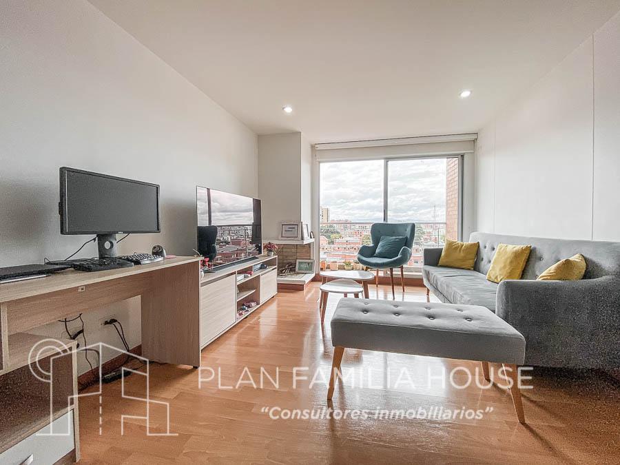 Apartamento en Cedritos 118788, foto 2