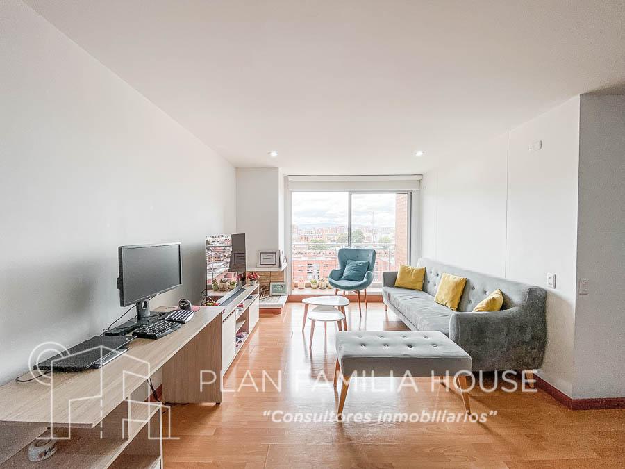 Apartamento en Cedritos 118788, foto 6