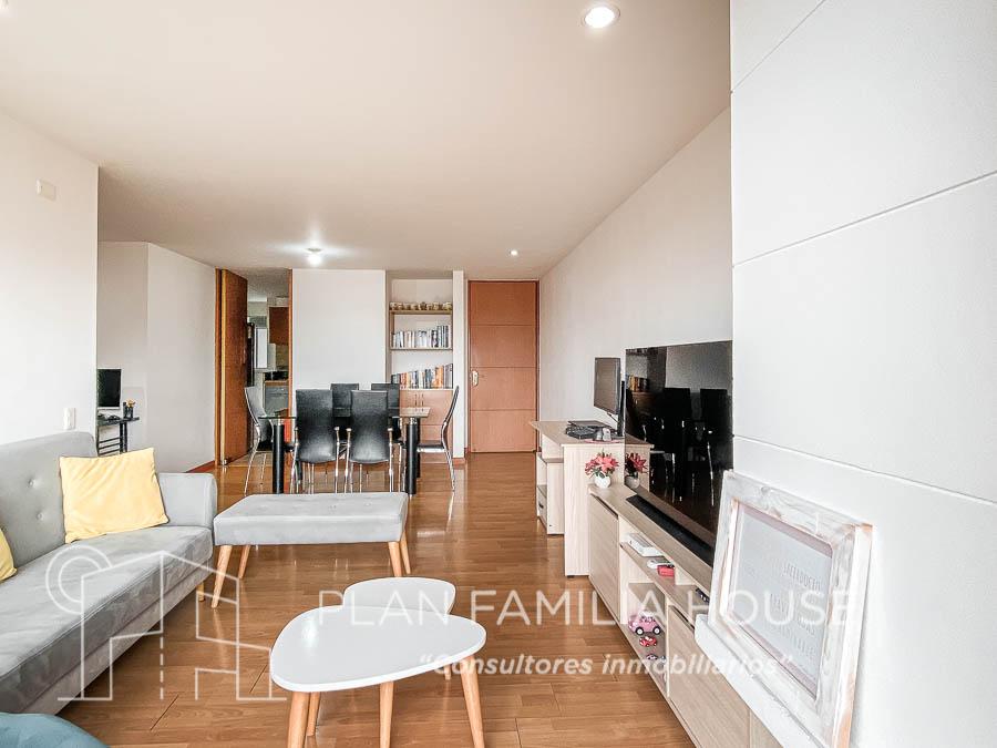 Apartamento en Cedritos 118788, foto 5