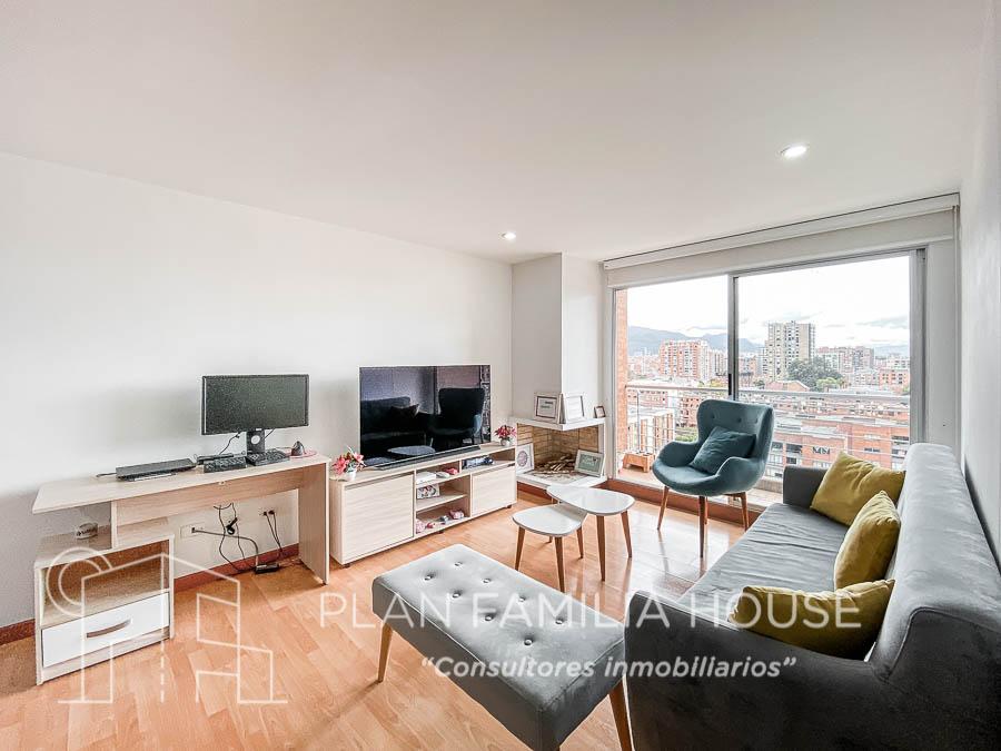 Apartamento en Cedritos 118788, foto 3