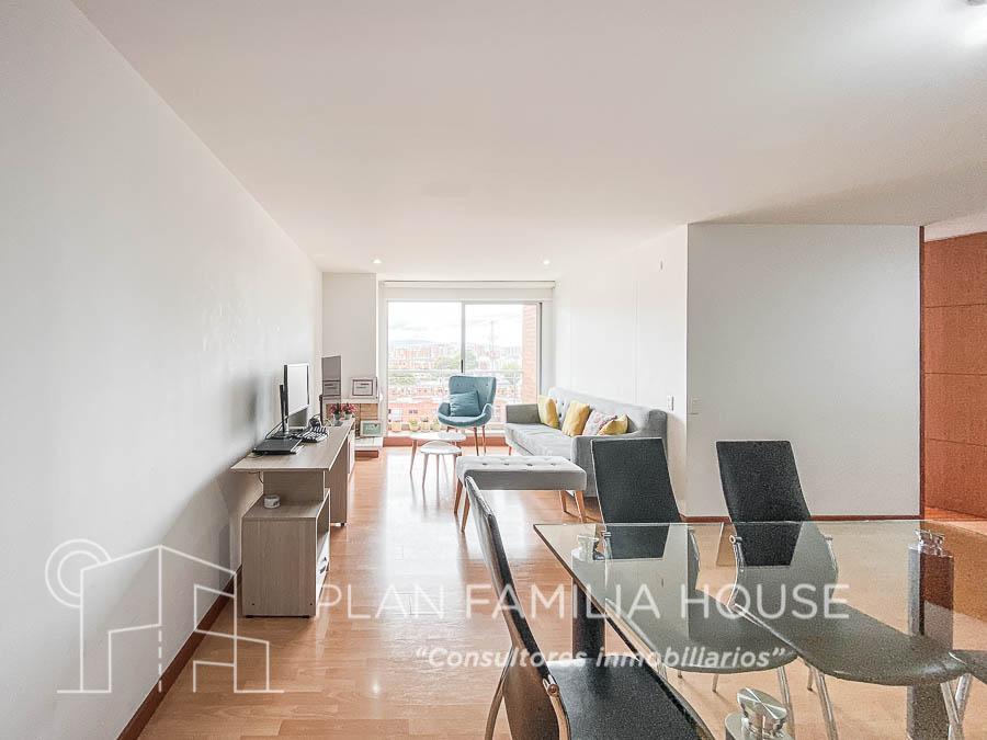 Apartamento en Cedritos 118788, foto 1