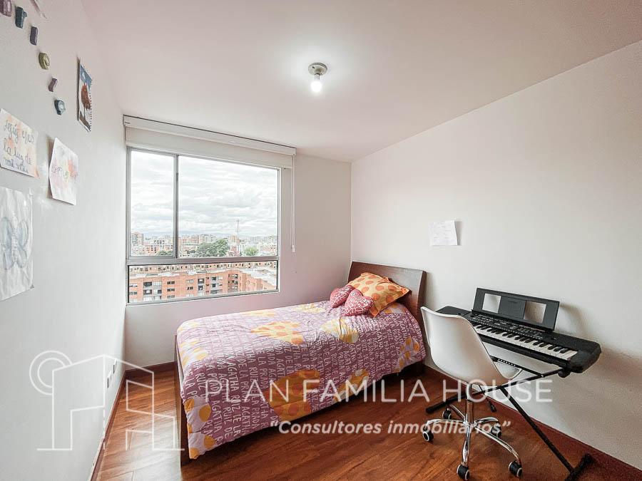 Apartamento en Cedritos 118788, foto 17