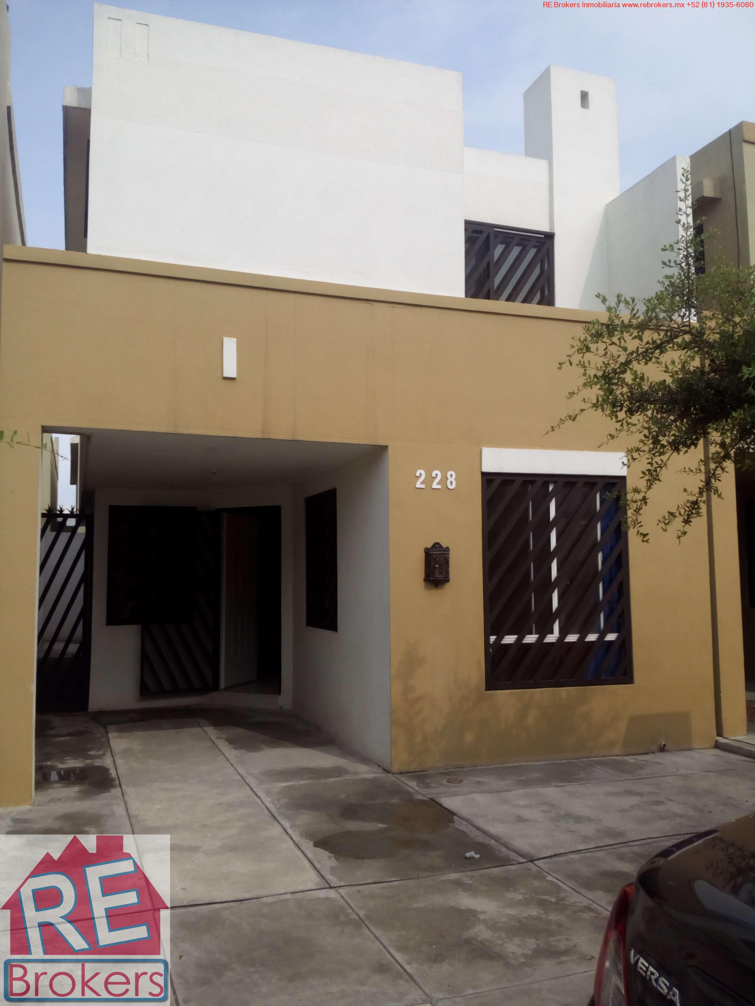 Casa en renta en nova apodaca goplaceit for Casas en renta en apodaca