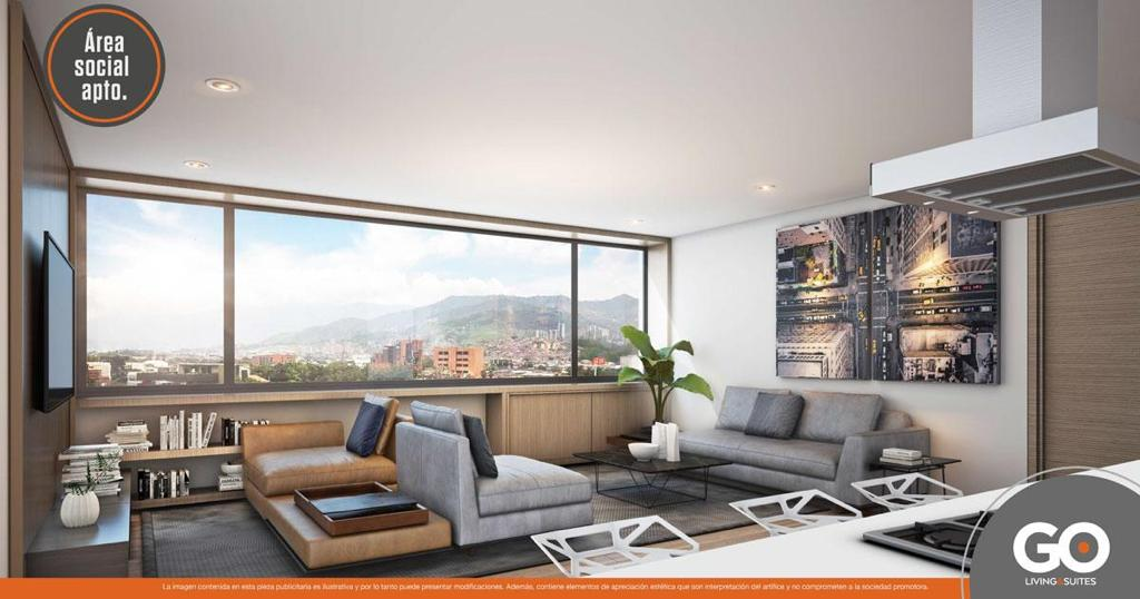 Apartaestudio en Medellin 110125, foto 7