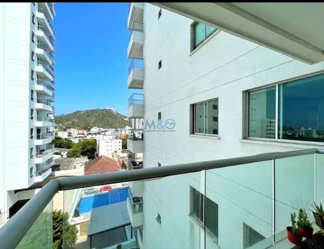 Apartamento en Cartagena de indias 97779, foto 11