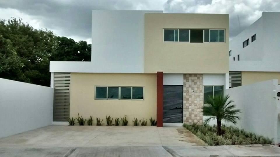 Casa en venta en merida merida goplaceit for Casas nuevas minimalistas