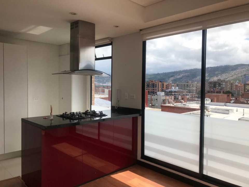 Apartamento en Cedritos 118460, foto 2