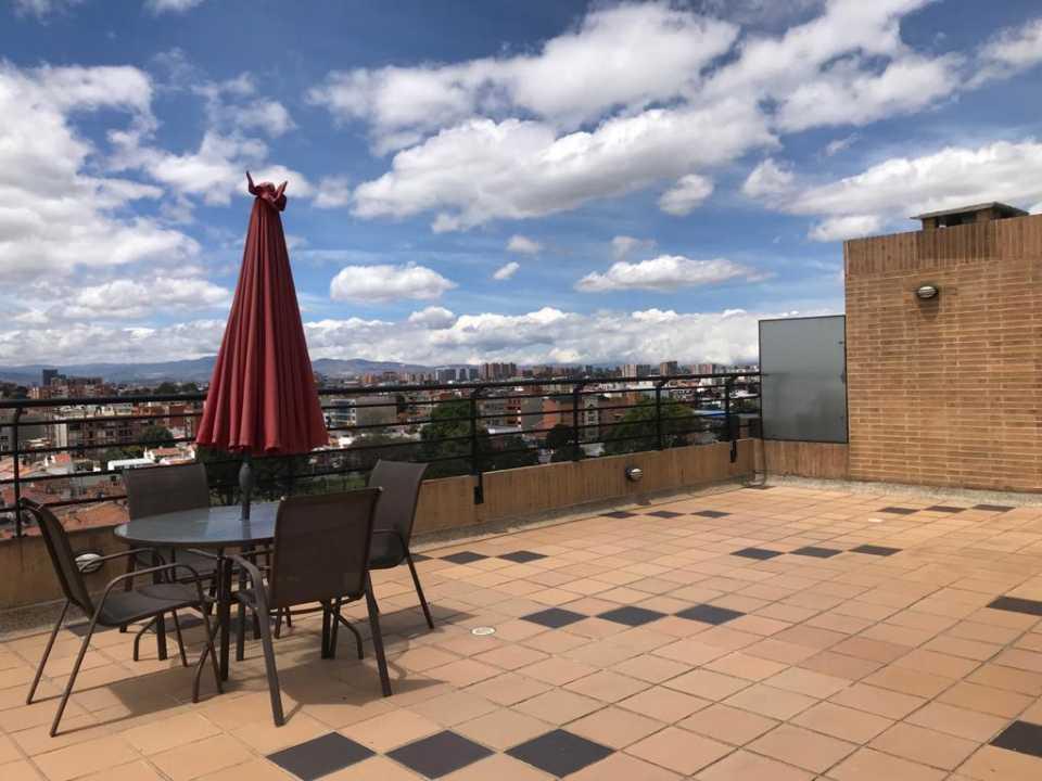 Apartamento en Cedritos 118460, foto 12