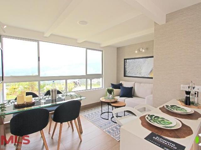 Apartamento en Caldas 108171, foto 0