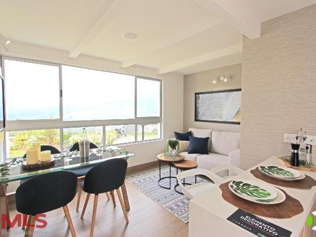 Apartamento en Caldas 108169, foto 2
