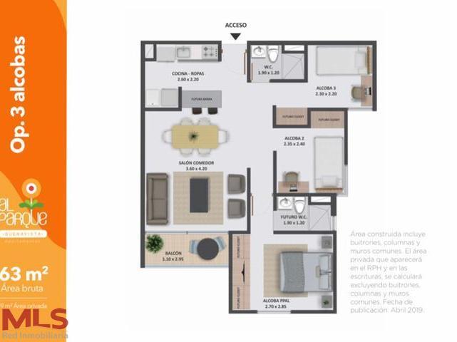 Apartamento en Marinilla 99322, foto 11
