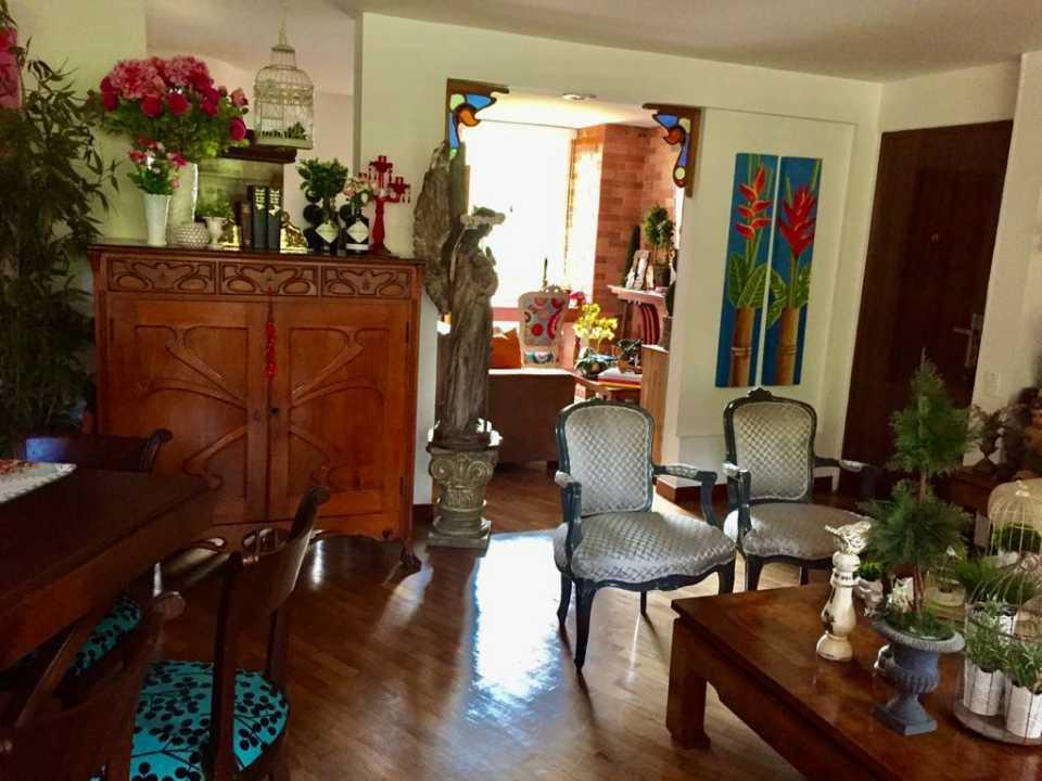 Apartaestudio en Medellin 103455, foto 12
