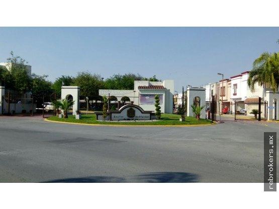 casa en venta privadas de anahuac escobedo n.l.