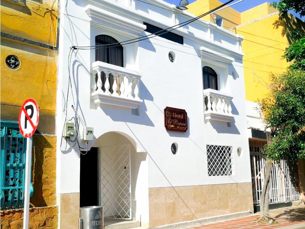 Hotel para venta en el centro histórico