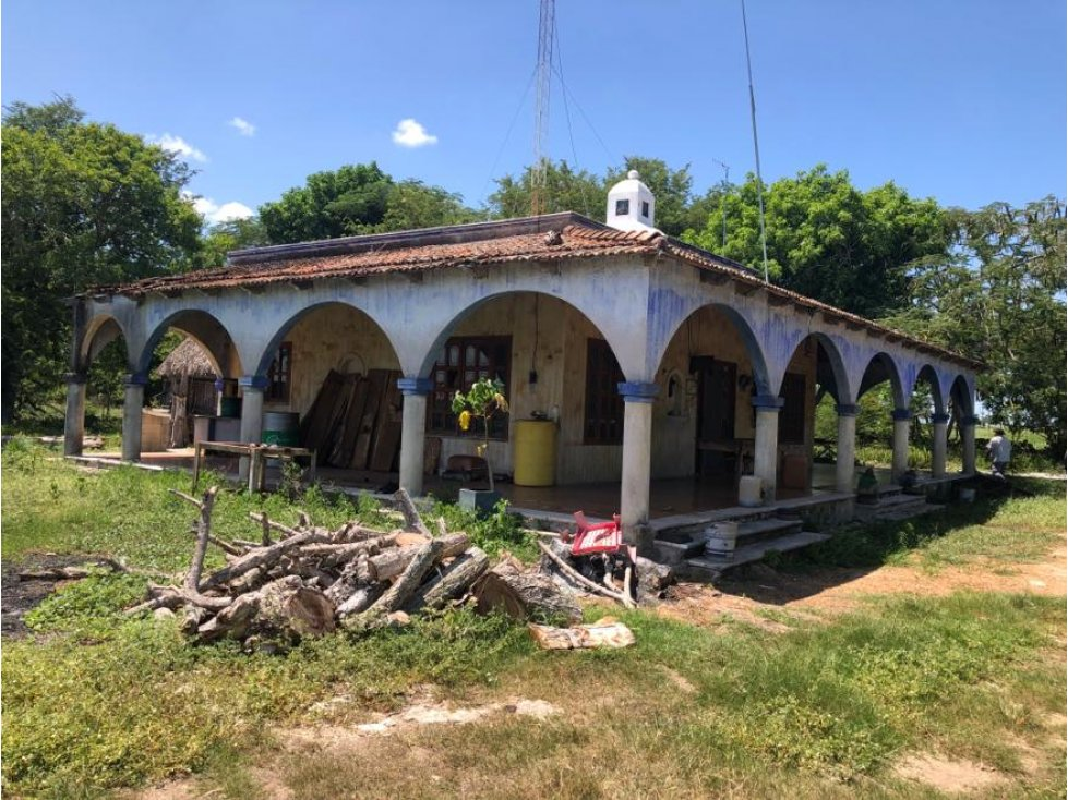 200 has. rancho en venta merida yucatan