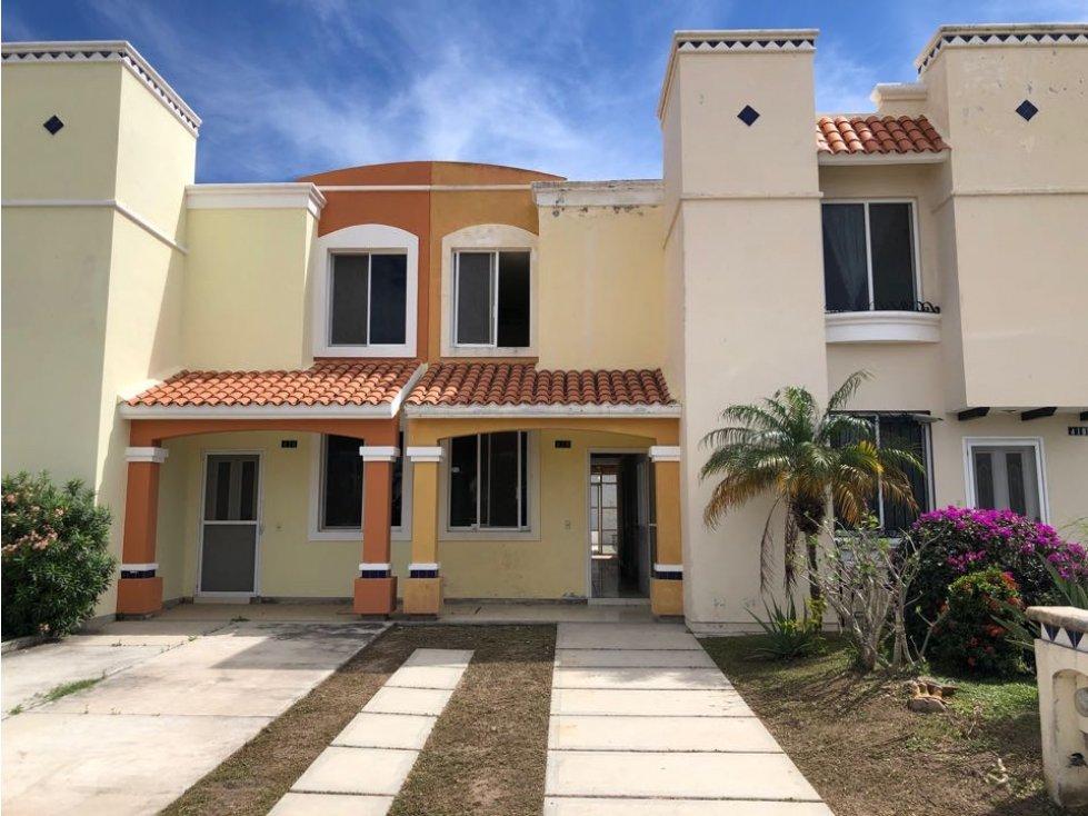 Se Vende Casa en Villa Marina Mazatlán