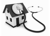 como curar una casa enferma