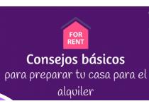 como preparar una vivienda para alquiler