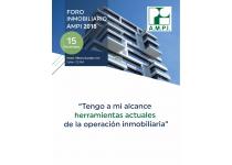 pidesol inmuebles presente en el foro ampi 2018 aguascalientes