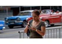 cubanos celebran llegada del internet movil a la isla aunque inconformes por el precio