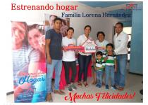 muchas felicidades a la familia lorena hernandez