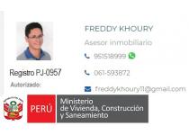 agente inmobiliario certificado