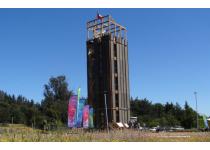 primer edificio en madera de chile se inauguro en penuelas