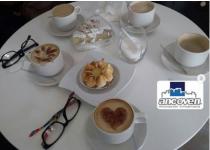 cafe de negocio del equipo cna master