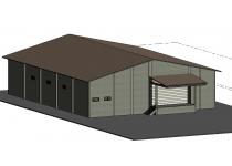 guia de construccion 2 ofibodega de 745 m2