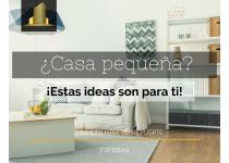 top de ideas para casas pequenas