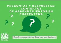 preguntas y respuestas contratos de arrendamientos en cuarentena