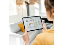 hogar inteligente eficiencia ahorro y confort