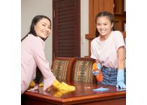 donde desinfectar en el hogar
