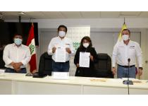 ministro yanez obras en el marco de arranca peru buscan beneficiar con trabajo a la poblacion