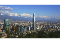 santiago lidera la region en indice de vacancia en mercado de oficinas