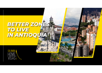 better areas to live in antioquia