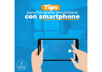 tips para fotografia inmobiliaria con smartphone
