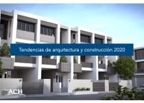 tendencias de arquitectura y construccion 2020