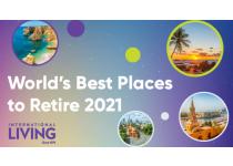 mejores lugares del mundo para retirarse en el 2021