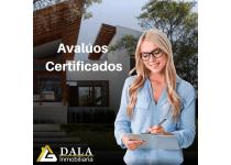 avaluos certificados cota