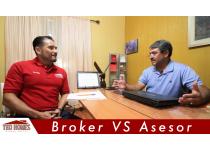 broker vs asesor